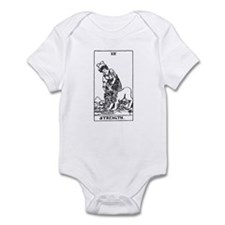 Strength Tarot Card Onesie