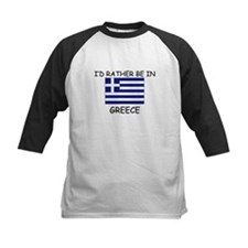 I'd rather be in Greece Tee
