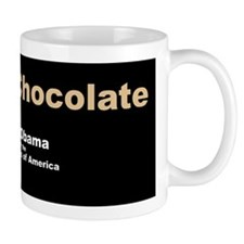 Hot Chocolate Obama Small Mug