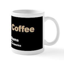 Hot Coffee Obama Mug
