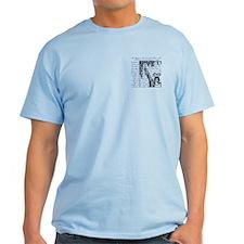 Tarot Key 1 - The Magician T-Shirt