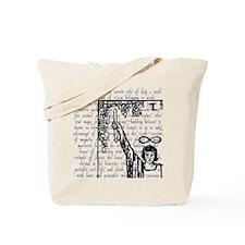 Tarot Key 1 - The Magician Tote Bag