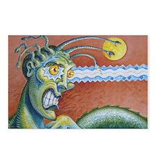 Medusa Postcards (Package of 8)