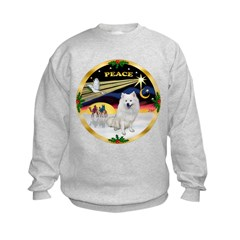 XmasDove/Am Eskimo Sweatshirt