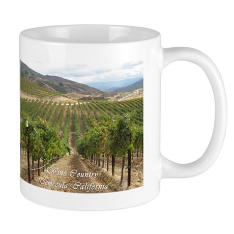 Temecula California Wine Country Mug