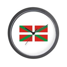 Cute Basque Wall Clock