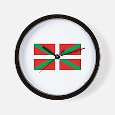 Funny Basque Wall Clock