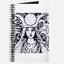 Tarot Key 2 - The High Priestess Journal
