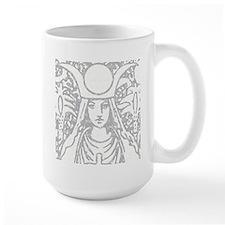 Tarot Key 3 - The Empress Mug