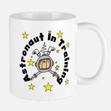 Astronaut in Training Mug