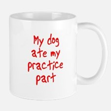 my dog ate my . . . Mug