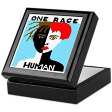 Anti-Racism Keepsake Box