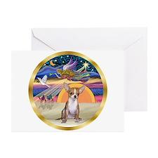 XmasStar/Chihuahua #1 Greeting Cards (Pk of 10)