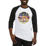 XmasStar/Chihuahua #1 Baseball Jersey