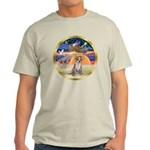 XmasStar/Chihuahua #1 Light T-Shirt