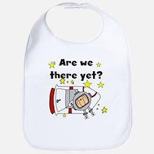There Yet Astronaut Bib