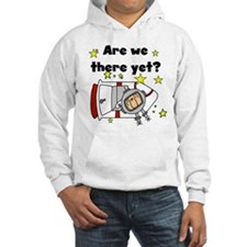 There Yet Astronaut Hoodie
