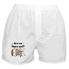 There Yet Astronaut Boxer Shorts