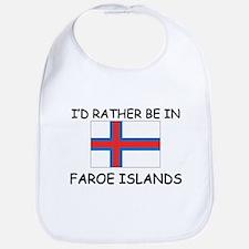 I'd rather be in Faroe Islands Bib