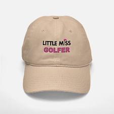 Little Miss Golfer - Baseball Hat