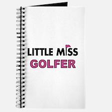 Little Miss Golfer - Journal