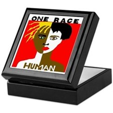 Anti-Racism Keepsake Box