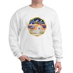 XmasStar/Am Eskimo #1 Sweatshirt