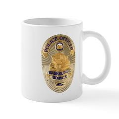 El Segundo Police Mug