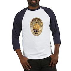 El Segundo Police Baseball Jersey