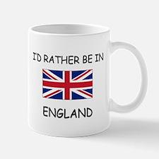 I'd rather be in England Mug