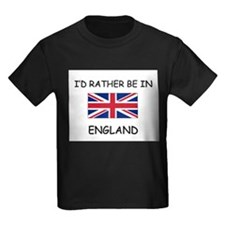 I'd rather be in England T