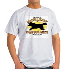 The Secret to Cattle Dog Agility T-Shirt