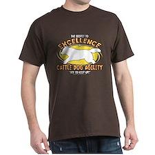 Secret Cattle Dog Agility T-Shirt
