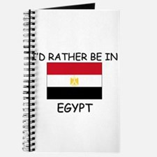 I'd rather be in Egypt Journal