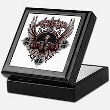 Sinister Angel Keepsake Box
