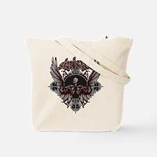 Sinister Angel Tote Bag