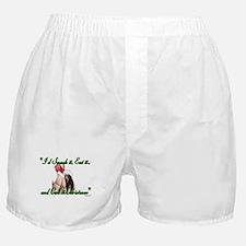 smack it Boxer Shorts