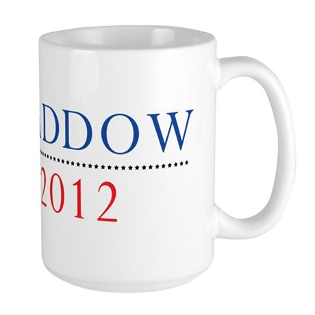 Maddow 2012 Large Mug