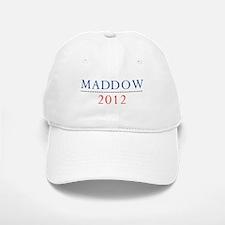 Maddow 2012 Baseball Baseball Cap