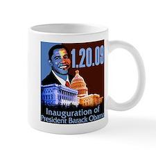1.20.09: Barack Obama's Inaug Mug