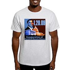 1.20.09: Barack Obama's Inaug T-Shirt
