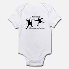 Hook Up and Score Infant Bodysuit