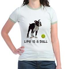 Boston Terrier Life T