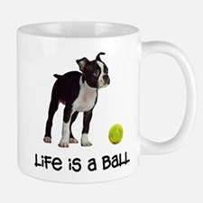 Boston Terrier Life Mug