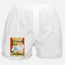 call it christmas Boxer Shorts