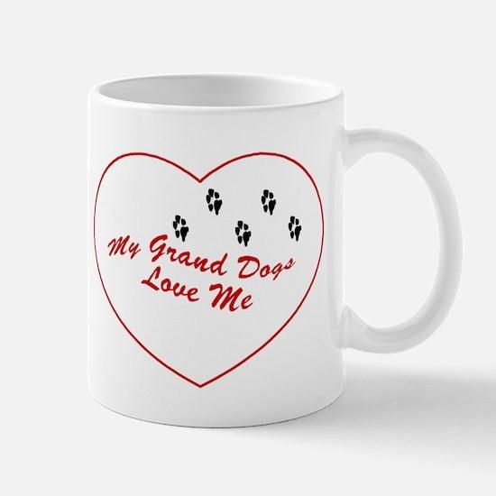 Grand Dogs Mug