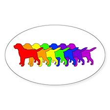 Rainbow Labs Bumper Stickers