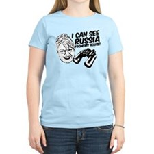 I Can See Russia T-Shirt