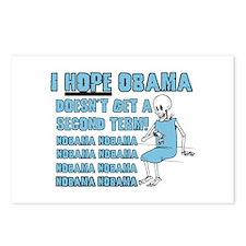 Obama's Socialized Medicine Postcards (Package of