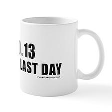 1.20.13 Obama's Last Day Mug